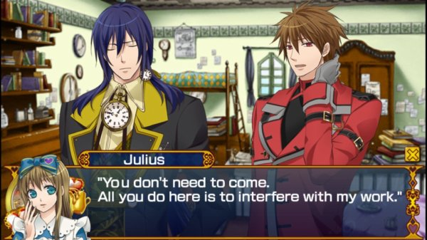 Ace une nuisance pour Julius ?