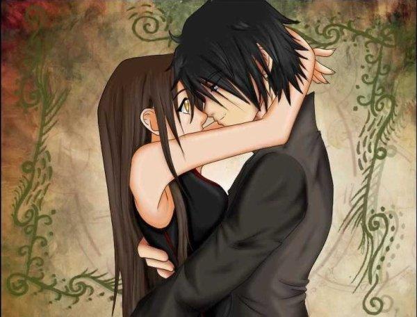 j'aime te tenir dans mes bras