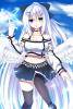 ange au yeux vairons