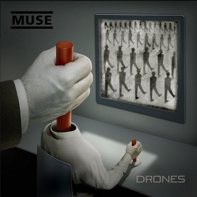 • • • MUSE • • DRONES • ROCK ONE