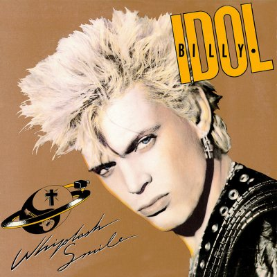 • • • BILLY IDOL • • WHIPLASH SMILE • ROCK ONE