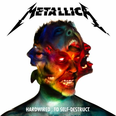 • • • METALLICA • • HARDWIRED...TO SELF-DESTRUCT • ROCK ONE