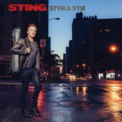 • • • STING • • 57TH & 9TH • ROCK ONE