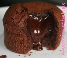 ◘•°          Coulent au chocolat          °•◘