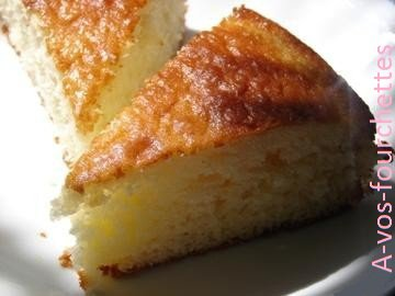 ~Rien de meilleur, Que le traditionnel gâteau au yaourt.~