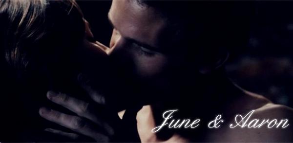 June & Aaron ♥