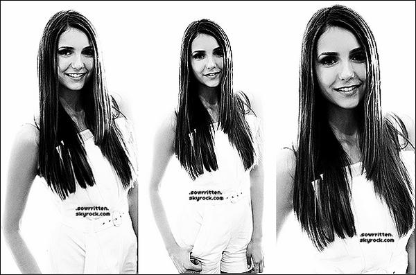*  Découvrez de sublimes images de Nina lors du Comic Con ! Tu aimes ce shoot ? *