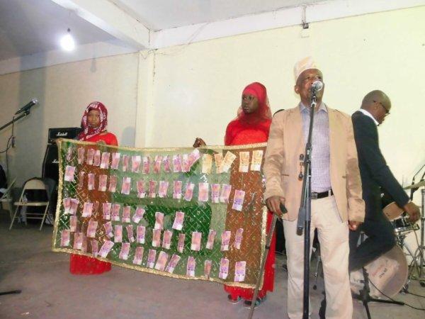 Toirab homme pour le grand mariage de Mdjomba Ousseine le 07/01/2016
