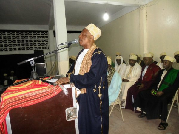 Madjlisse du grand mariage de Mr AHAMADA MMADI SOILIHI & Mme ECHATA AHAMADA HAMADI le 08/01/2016