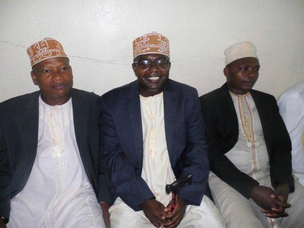 Toutes mes félicitations à mon frère ami, le Docteur Nassurdine Ali Mhoumadi