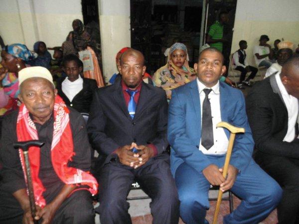 Toirab homme pour le grand mariage de Mr AHAMADA MMADI SOILIHI & Mme ECHATA AHAMADA HAMADI le 14/01/2016