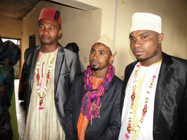 Célébration à Nkourani ya Sima du mariage de Monsieur Soulé Ahamada ce dimanche 29/01/2017