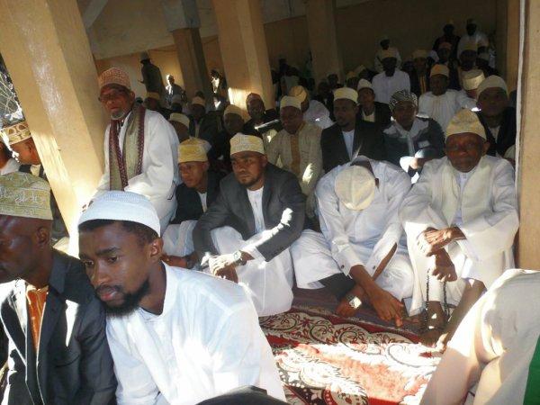 Célébration de l'Aid El Fitre 2017 à Nioumadzaha Bambao le 26/06/2017