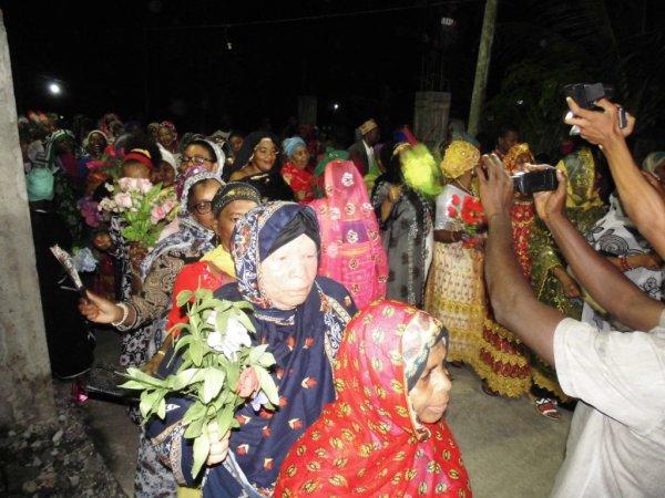 Djalico femme pour la célébration du grand mariage de Monsieur SAID ALI MMADI et ANTIKATI KASSIM ce jeudi 06/07/2017