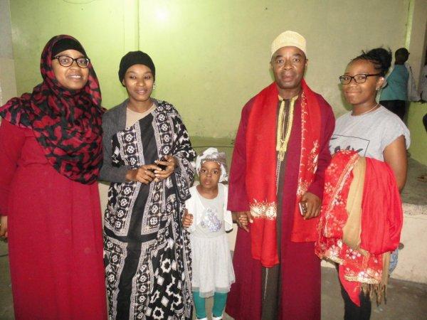 Djalico homme pour la célébration du grand mariage de Monsieur SAID ALI MMADI et ANTIKATI KASSIM ce vendredi 07/07/2017