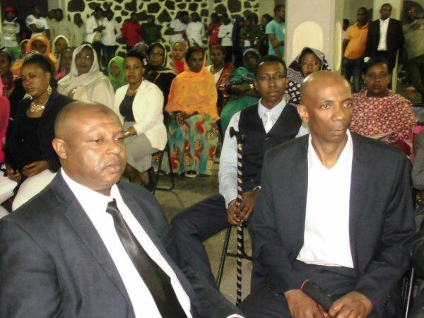 Toirab homme pour la célébration du grand mariage de Monsieur AHAMADA ABDALLAH et FATIMA MOHAMED MANSOIB