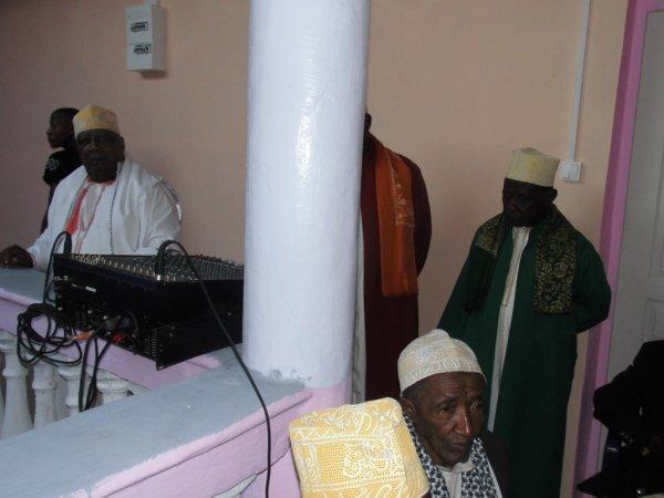 Maoulida Kesso pour la célébration du grand mariage de Monsieur ABDILLAH ASSIMAKOU ET Madame ZAMZAM ALI