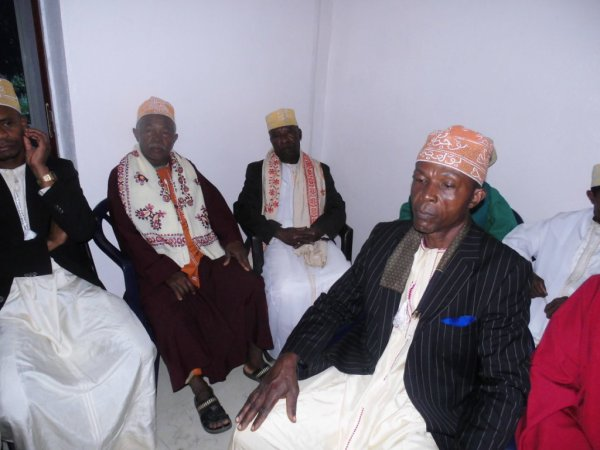 Maoulida Kesso pour la célébration du grand mariage de Monsieur ABDILLAH ASSIMAKOU