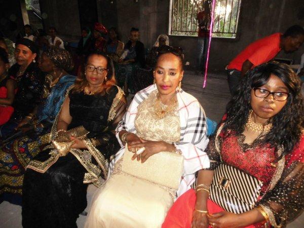 Toirab femme pour la célébration du grand mariage de Monsieur ABDILLAH ASSIMAK & Madame ZAMZAM ALI