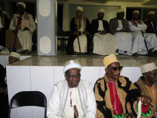 MADJLISSE pour la célébration du grand mariage de Monsieur ABDILLAH ASSIMAK & Madame ZAMZAM ALI