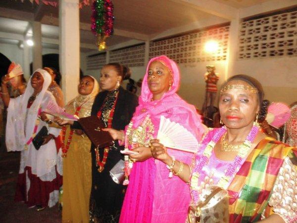 UKUMBI pour la célébration du grand mariage de Monsieur ABDILLAH ASSIMAK & Madame ZAMZAM ALI
