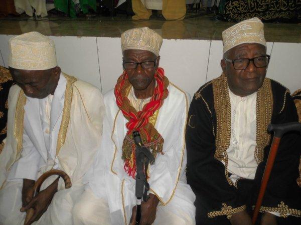 MADJLISSE pour la célébration du grand mariage de Monsieur ABDOURAHAMANE MAHAMOUD MDERE & Madame SOIFIA MHOMA