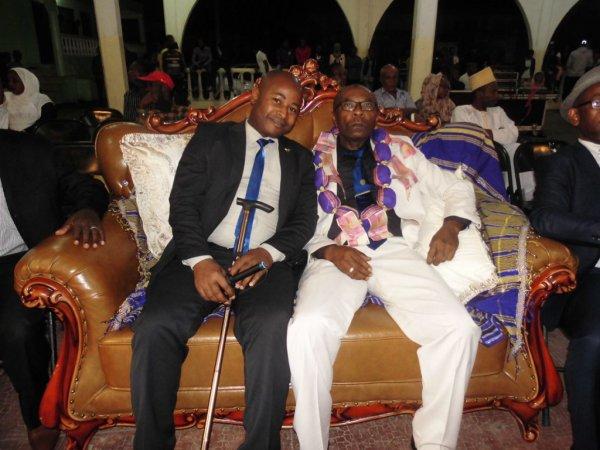 TOIRAB pour la célébration du grand mariage de Monsieur ATHOUMANE IBRAHIM MARIO & Madame FAOUZIA BACRI