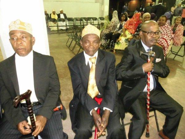 Toirab homme pour la célébration du grand mariage de Monsieur IBADA HAMADI & Madame MARIAMA MOINDJIE
