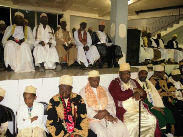 MADJLISSE pour la célébration du grand mariage de Monsieur SAID BAHASSANE