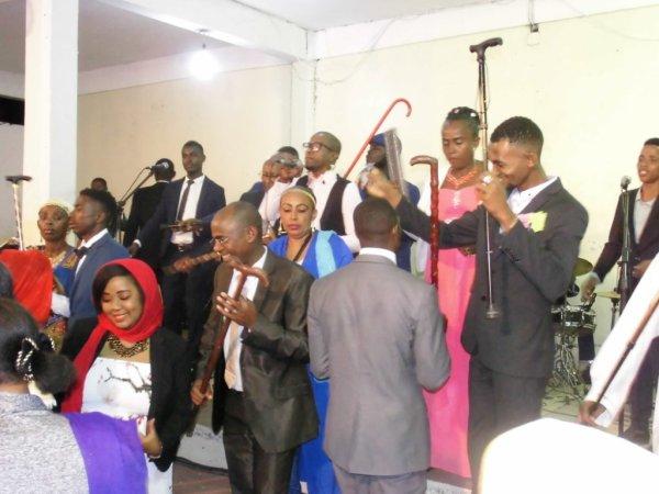 Toirab homme pour la célébration du grand mariage de Monsieur YOUSSOUF AHAMADA