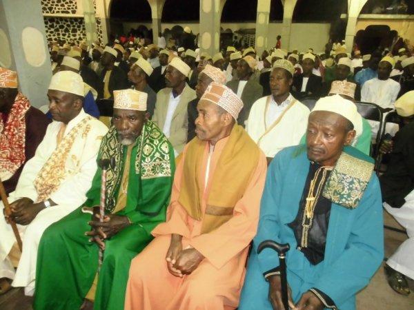 MADJLISSE pour la célébration du grand mariage de Monsieur ABDOU BACRI