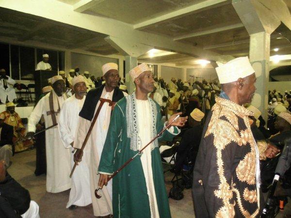 MADJLISSE pour la célébration du grand mariage de Monsieur SOIBAHOU AHAMADA