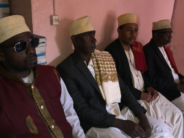 Mdhoihiricho de Monsieur MERESSE et Madame SOURAYYA à Nioumadzaha Bambao le 13/08/2017