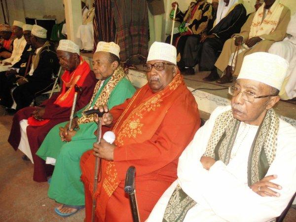 MADJLISSE de Monsieur HAMADI ZOUBEIRI ce dimanche 13/08/2017