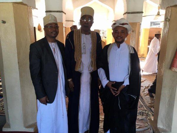 Aid Al-Adh'ha 2017 à Nioumadzaha Bambao le 02/09/2017