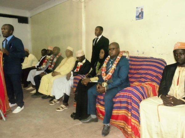 SEDA ATHOUMANI a ouvert son premier meeting ce soir à la place publique de Mdradjou