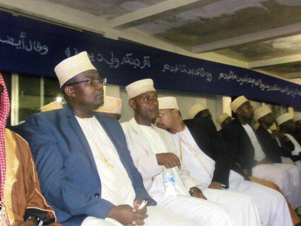 Célébration du MAOULID ANNABAWI à Nioumadzaha Bambao