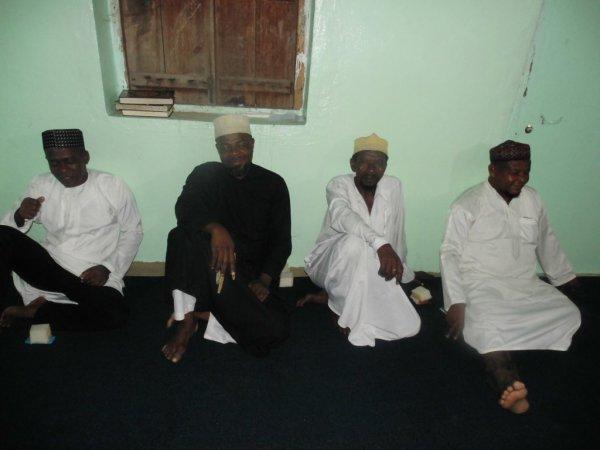 Maoulida ya missihiri yemassihou yalelo 30/11/2017 hunu Nioumadzaha