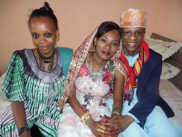Mariage de SARA & CHARAF à Nioumadzaha Bambao le 15/12/2017