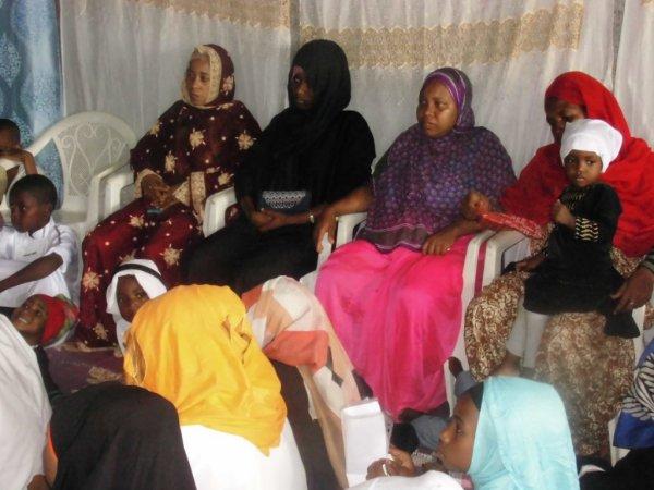 Maoulid yahé Madrassat ya FOUNDI ABDOURAHAMANE le 17/12/2017 à Nioumadzaha Bambao