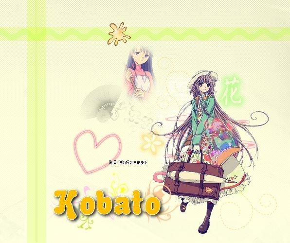 いずれにしてもあなたを打ち負かすために強さを持っている場合、誰もが逃れることができる世界があるので、そのために希望の少しを保つ。待ってから、幸福はあなたに来るでしょう。 // Yume no sekai wa saikōdesu. « Article of Presentation of Kobato. »