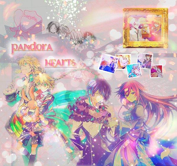 いずれにしてもあなたを打ち負かすために強さを持っている場合、誰もが逃れることができる世界があるので、そのために希望の少しを保つ。待ってから、幸福はあなたに来るでしょう。 // Yume no sekai wa saikōdesu. « Article of Presentation of Pandora Hearts. »