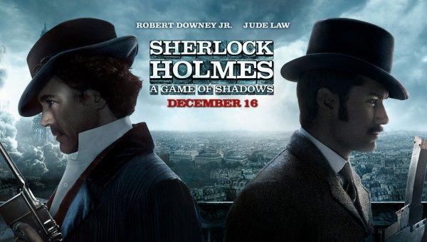 Sherlock Holmes 2...