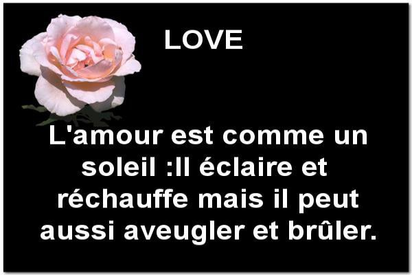 L'AMOUR !!!!!!!!!