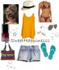 [Lookbook 1] Pour aller à la plage  ☼