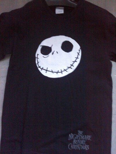 Tee-shirt Mr Jack [taille unique - correspond à du L]