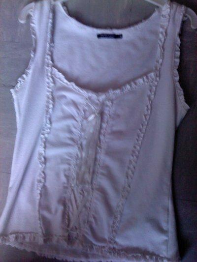 Débardeur 'corset' taille S