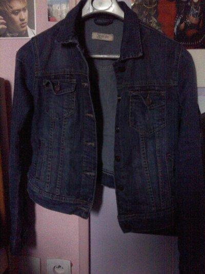 Veste en jean taille 38