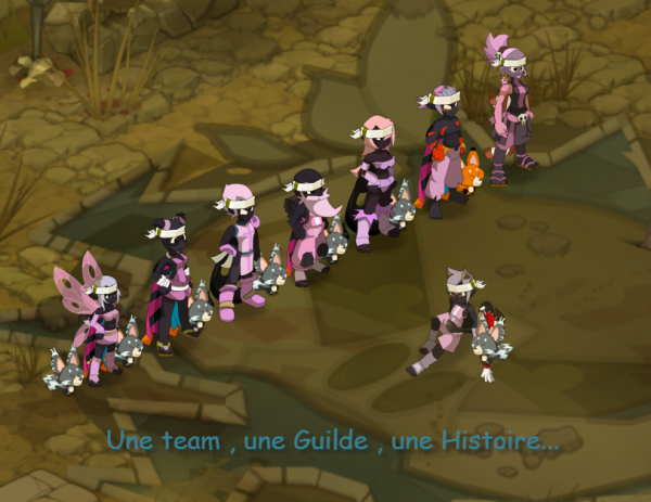 Présentation de la Team Inexistence