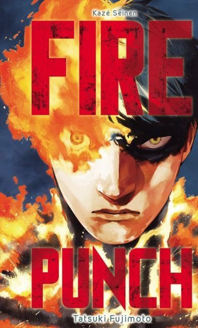 """ FIRE PUNCH """